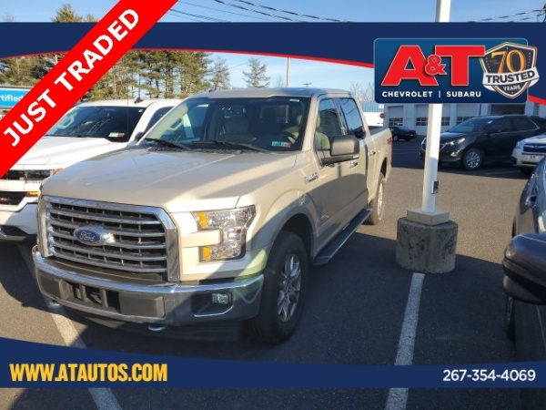 2017 Ford F-150 in Sellersville, PA
