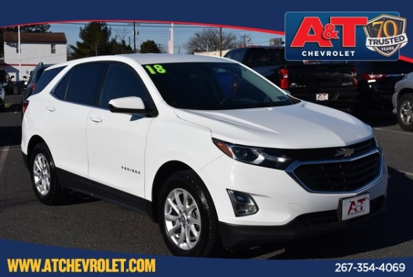 2018 Chevrolet Equinox in Sellersville, PA