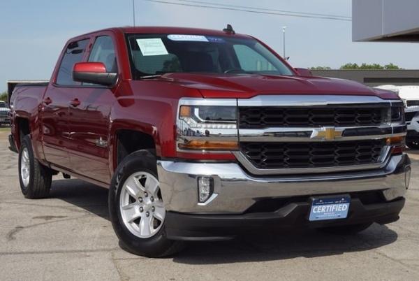 2018 Chevrolet Silverado 1500 in Grand Prairie, TX