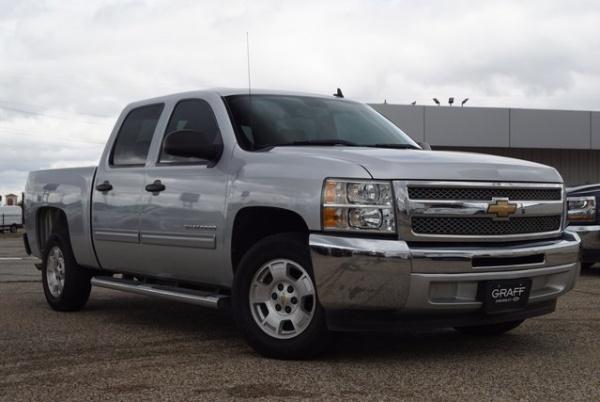 2013 Chevrolet Silverado 1500 in Grand Prairie, TX