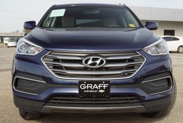 Grande Prairie Hyundai >> 2018 Hyundai Santa Fe Sport Base 2 4l Awd For Sale In Grand Prairie