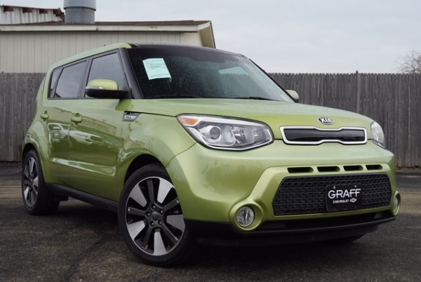 2014 Kia Soul in Grand Prairie, TX