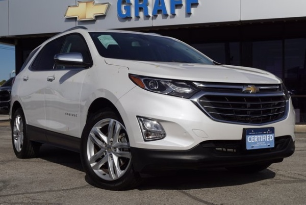 2019 Chevrolet Equinox in Grand Prairie, TX