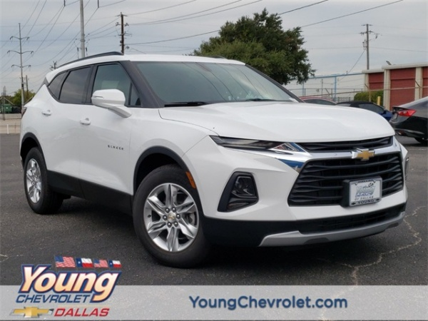 2020 Chevrolet Blazer in Dallas, TX