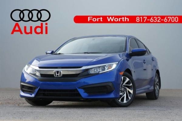 2017 Honda Civic in Fort Worth, TX