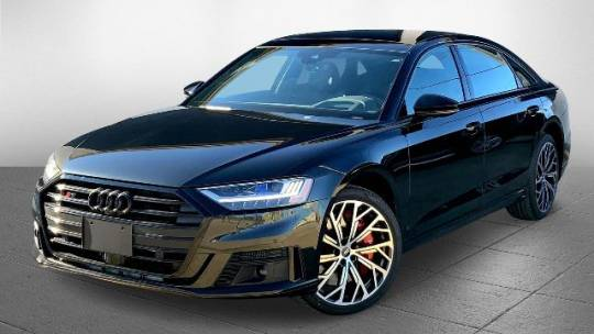 2021 Audi S8