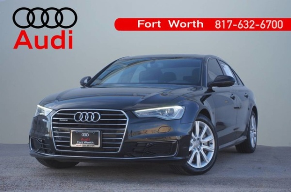 2016 Audi A6 in Fort Worth, TX