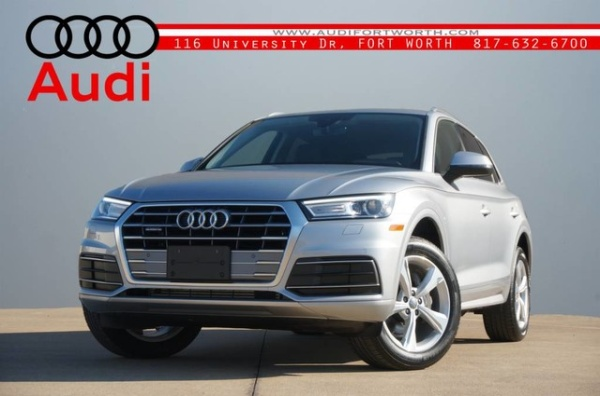 2020 Audi Q5 in Fort Worth, TX