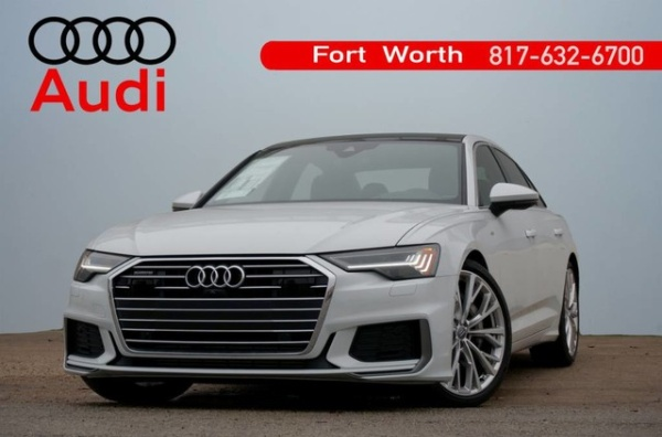 2019 Audi A6 in Fort Worth, TX