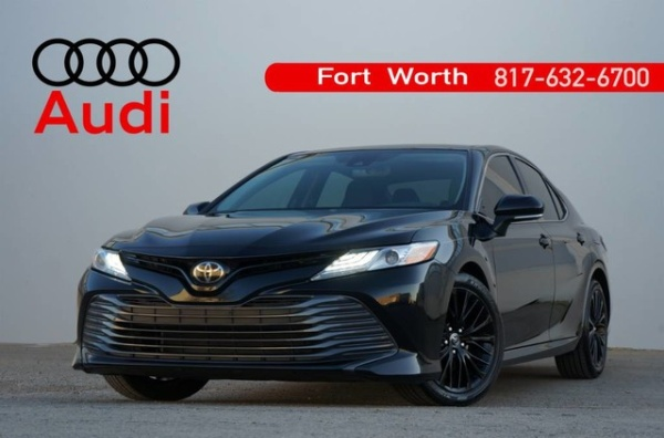 2019 Toyota Camry in Fort Worth, TX