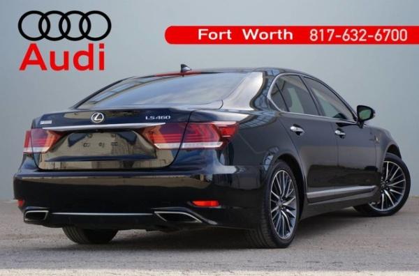 Lexus Fort Worth >> 2015 Lexus Ls Ls 460 Rwd For Sale In Fort Worth Tx Truecar