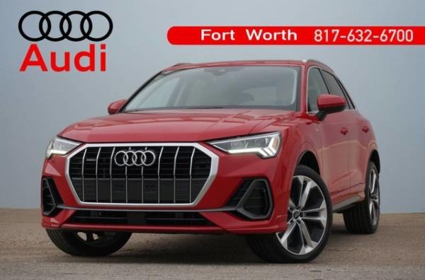 2020 Audi Q3 in Fort Worth, TX