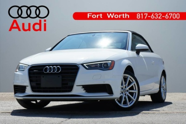 2016 Audi A3 in Fort Worth, TX