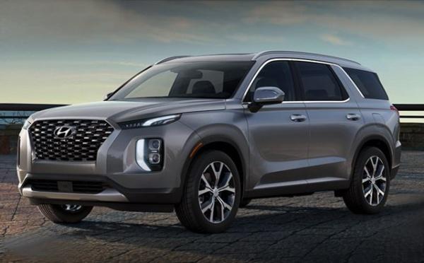 2020 Hyundai Palisade in Humble, TX