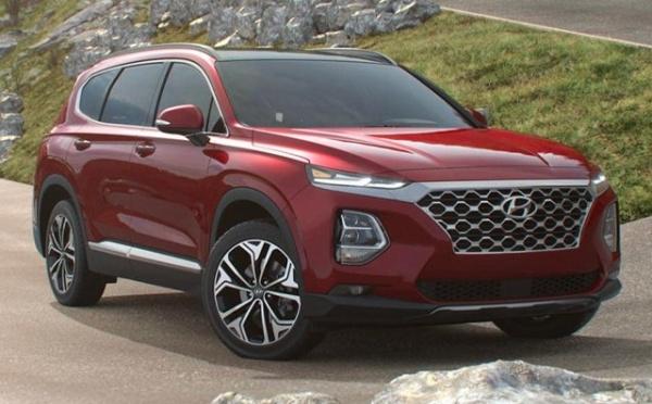 2020 Hyundai Santa Fe in Humble, TX