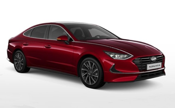 2020 Hyundai Sonata in Humble, TX
