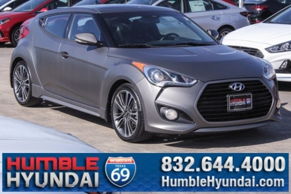 2016 Hyundai Veloster In Humble Tx