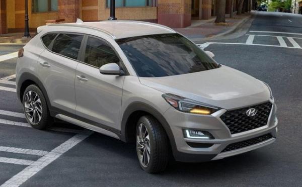 2019 Hyundai Tucson in Humble, TX