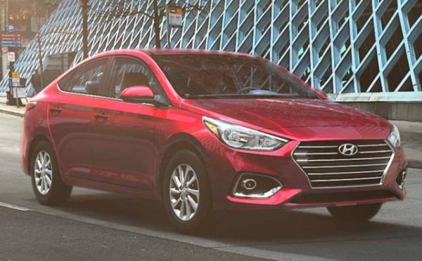 2020 Hyundai Accent in Humble, TX
