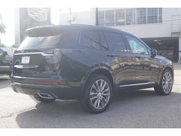 2020 Cadillac Xt6 Sport For Sale In Houston Tx Truecar