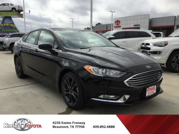 2018 Ford Fusion In Beaumont Tx