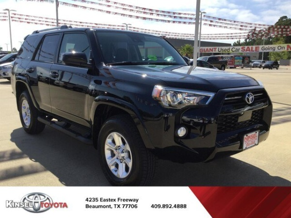 2020 Toyota 4Runner in Beaumont, TX