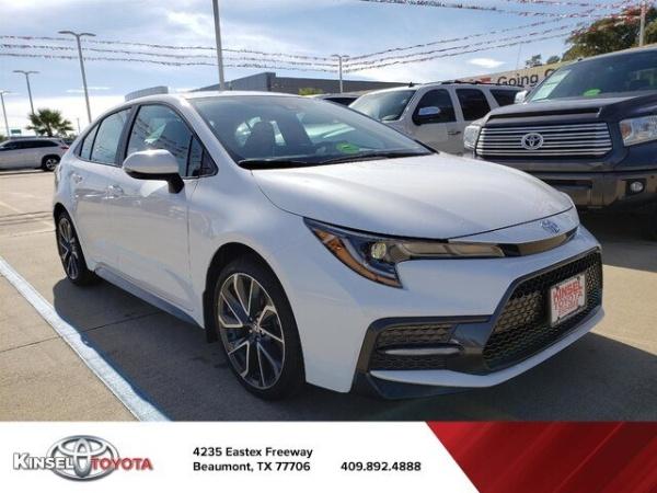 2020 Toyota Corolla in Beaumont, TX