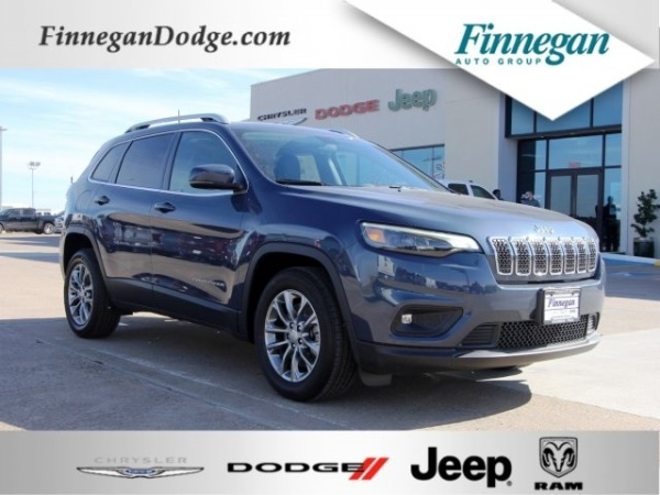 2020 Jeep Cherokee in Rosenberg, TX