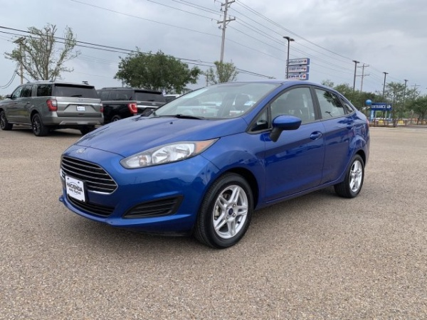 2018 Ford Fiesta in Edinburg, TX