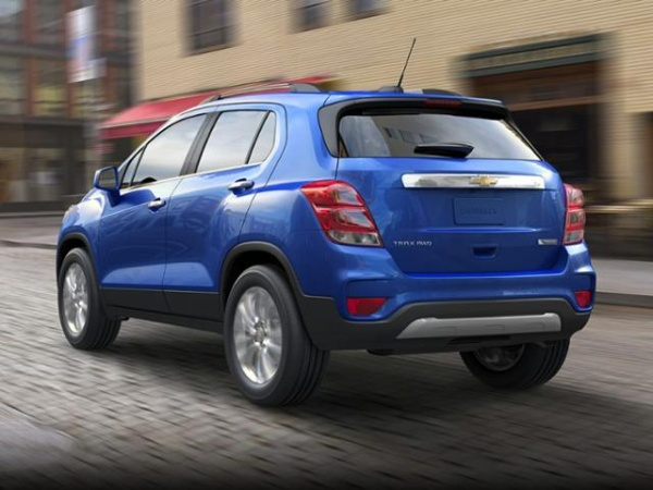 2020 Chevrolet Trax in Milwaukee, WI