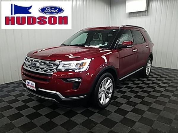 2019 Ford Explorer in Hudson, WI