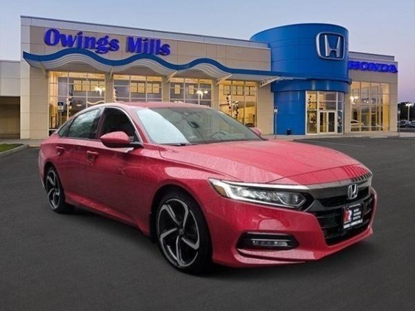2020 Honda Accord in Owings Mills, MD