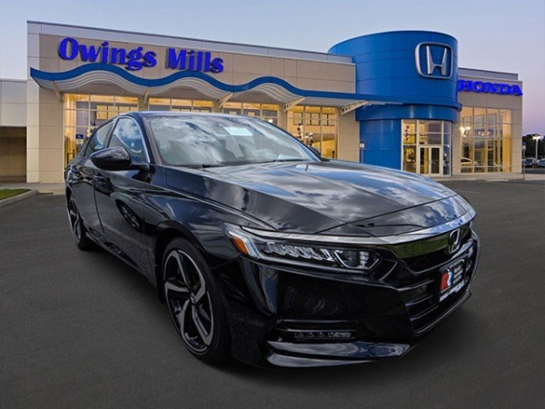 2018 Honda Accord in Owings Mills, MD