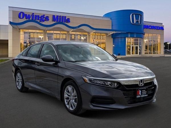 2019 Honda Accord in Owings Mills, MD