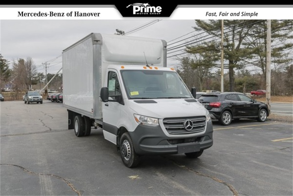 2019 Mercedes-Benz Sprinter Cab Chassis in Hanover, MA