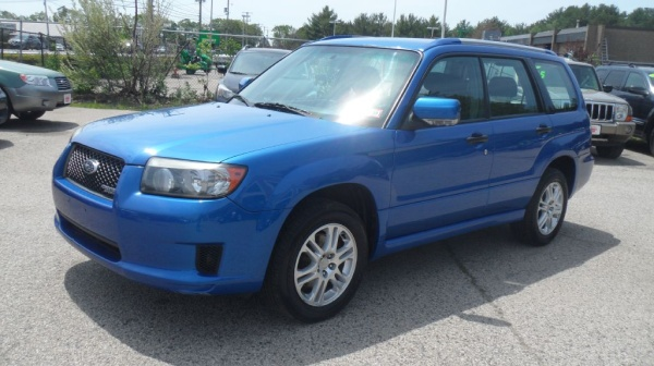 2008 Subaru Forester Sports 2 5x Auto For Sale In North Hampton Nh