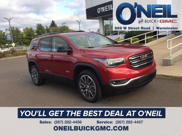 2019 GMC Acadia in Warminster, PA