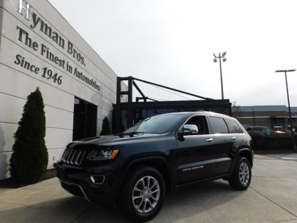 2015 Jeep Grand Cherokee in Richmond, VA