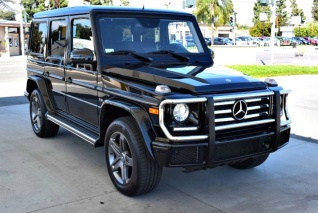 2016 Mercedes Benz G Cl 550 4matic For In Fullerton Ca