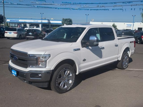 2019 Ford F-150 in Klamath Falls, OR