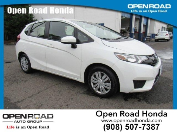 2016 Honda Fit LX CVT $13,995 Edison, NJ