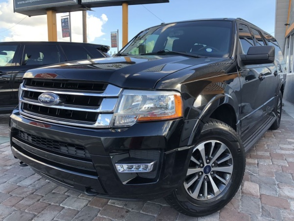 2015 Ford Expedition in Tampa, FL