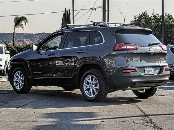 Simi Valley Jeep >> 2016 Jeep Cherokee Latitude Fwd For Sale In Simi Valley Ca