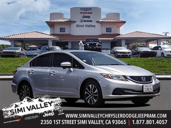 2015 Honda Civic in Simi Valley, CA