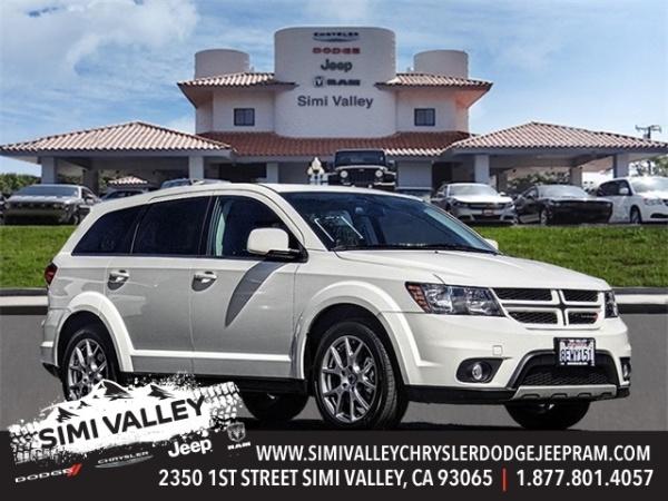 2018 Dodge Journey in Simi Valley, CA