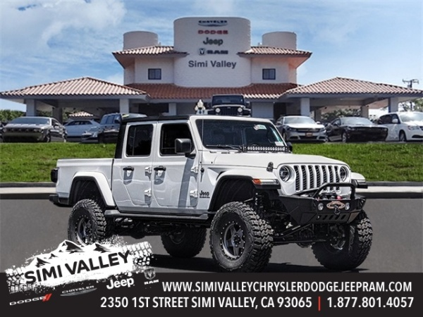 Simi Valley Jeep >> 2020 Jeep Gladiator Overland For Sale In Simi Valley Ca