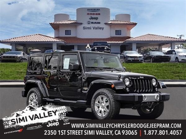 2014 Jeep Wrangler in Simi Valley, CA
