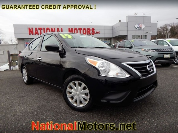 2019 Nissan Versa in Ellicot City, MD