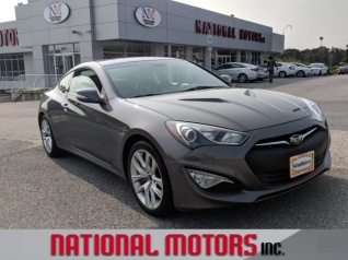 Used 2013 Hyundai Genesis Coupe 3.8 Grand Touring With Black Leather V6  Automatic For Sale In
