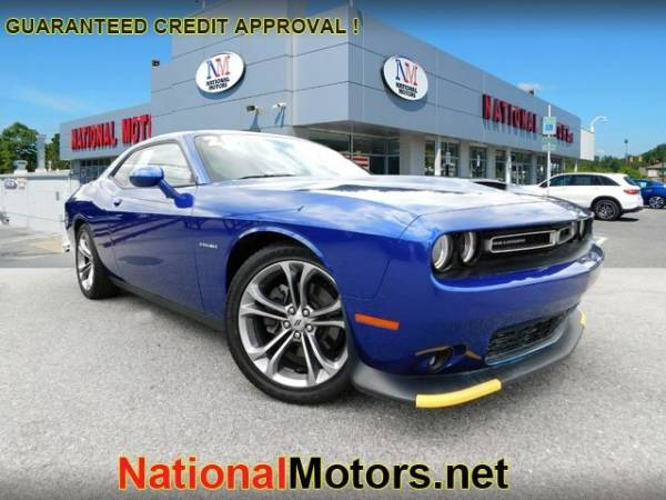 2020 Dodge Challenger